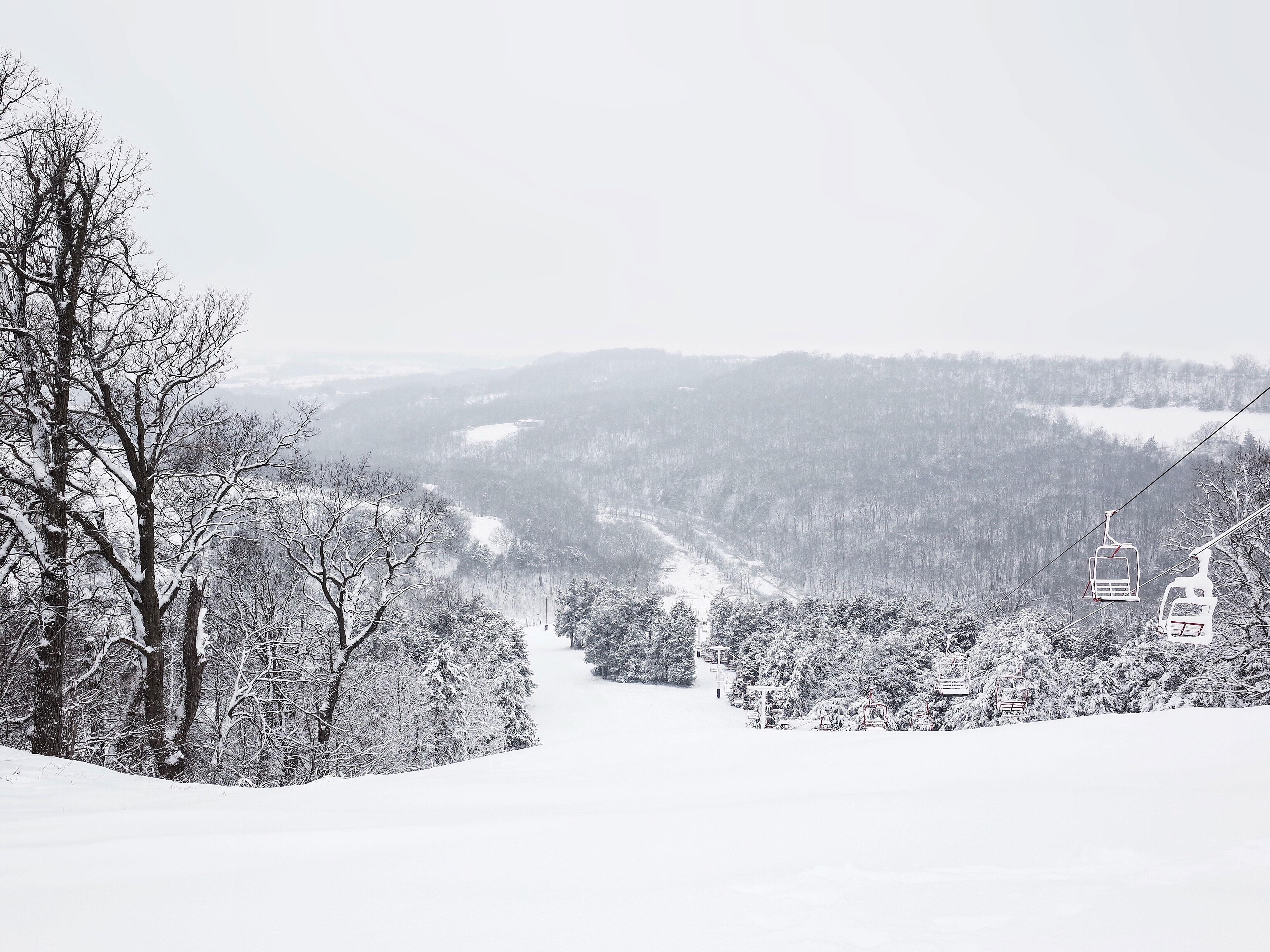 Sundown Mountain Resort Winter