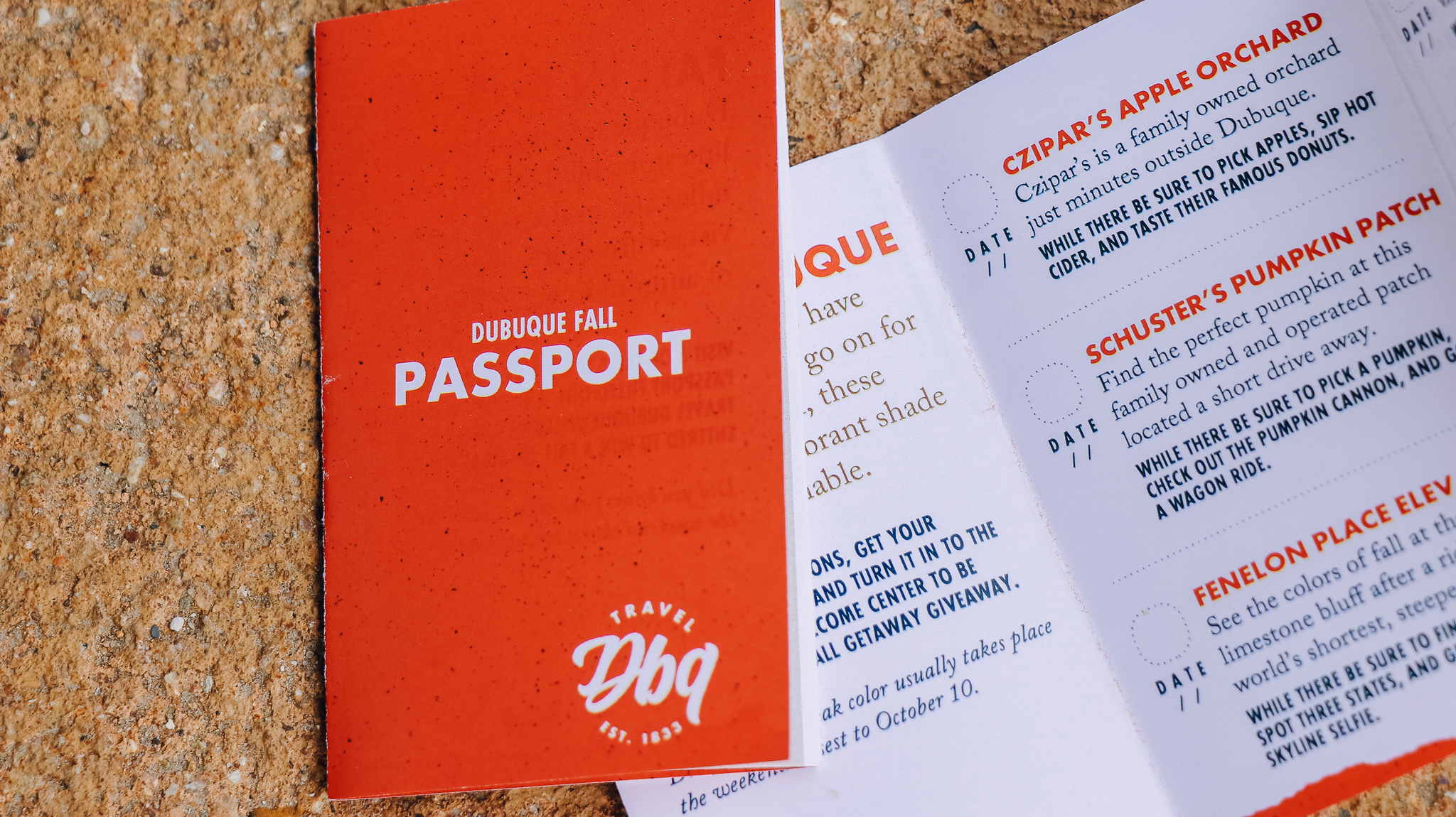Fall Passport