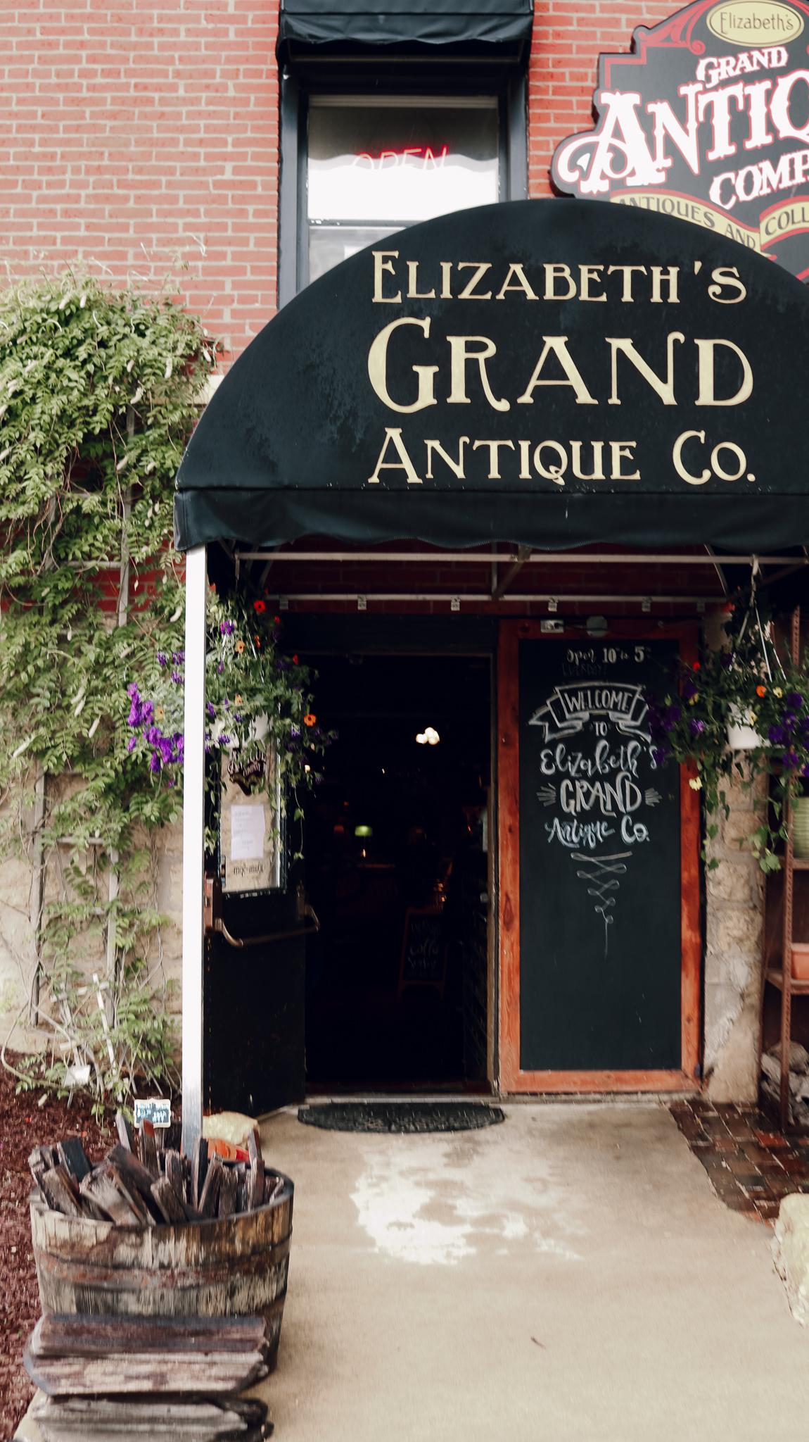 Elizabeth Grand Antique Company