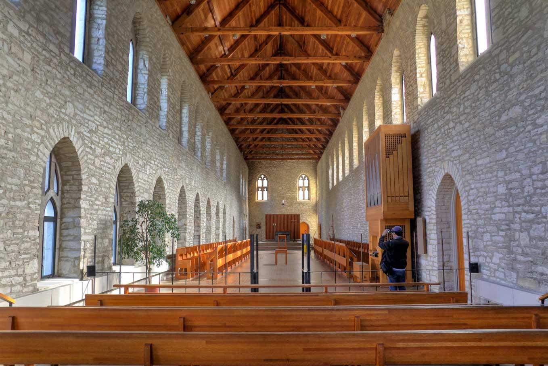 New Mellary Abbey
