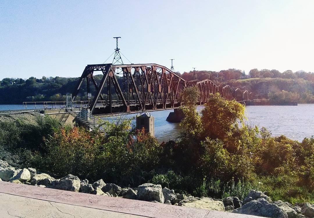 Riverwalk Fall