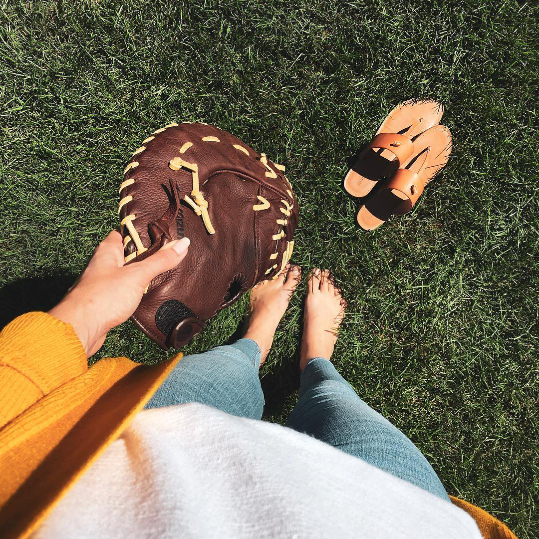 baseball glove field of dreams