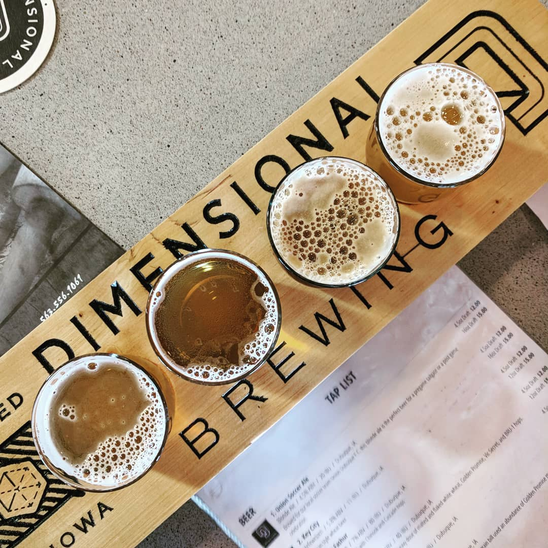 Dimensional Brewing