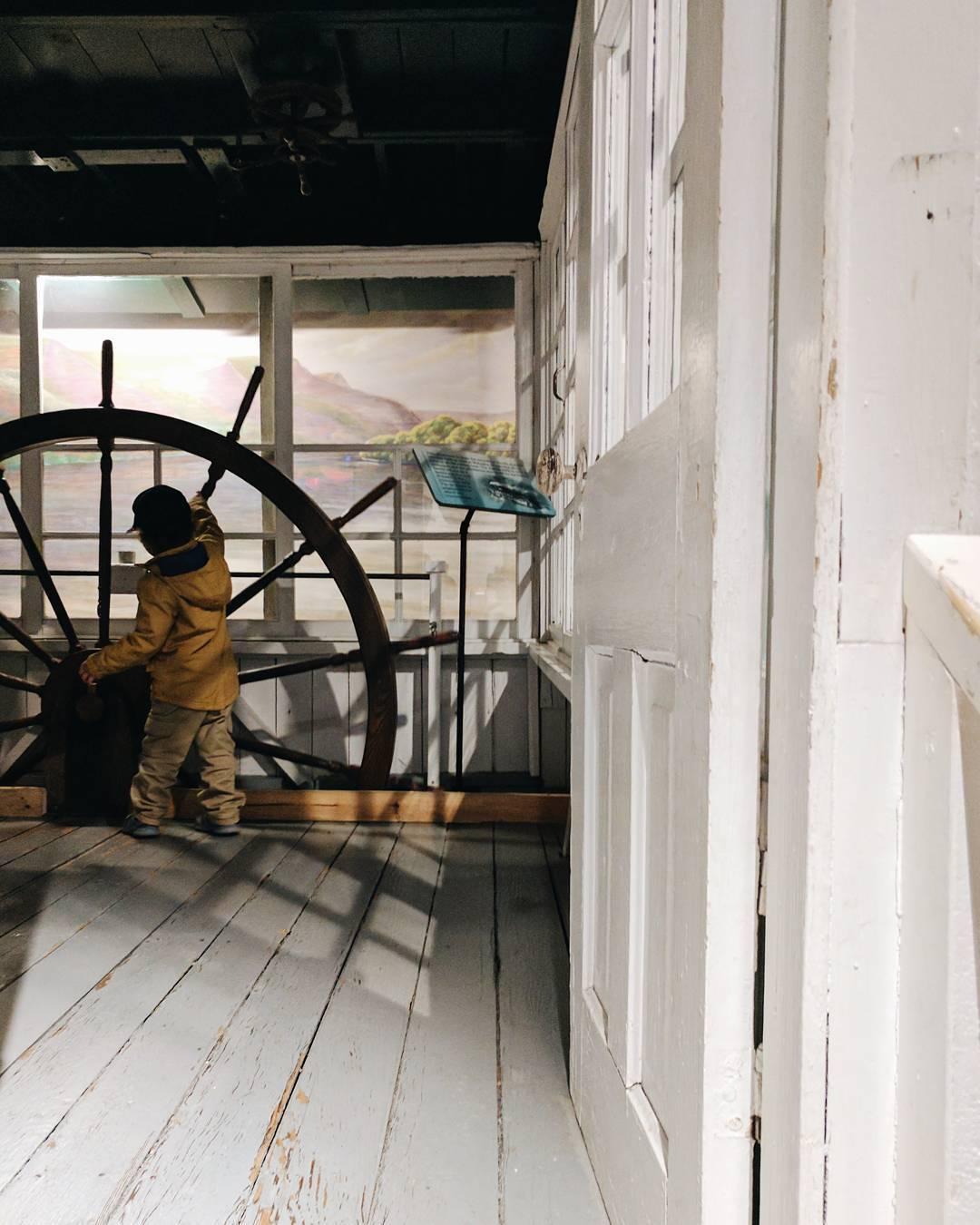 kid river museum dubuque