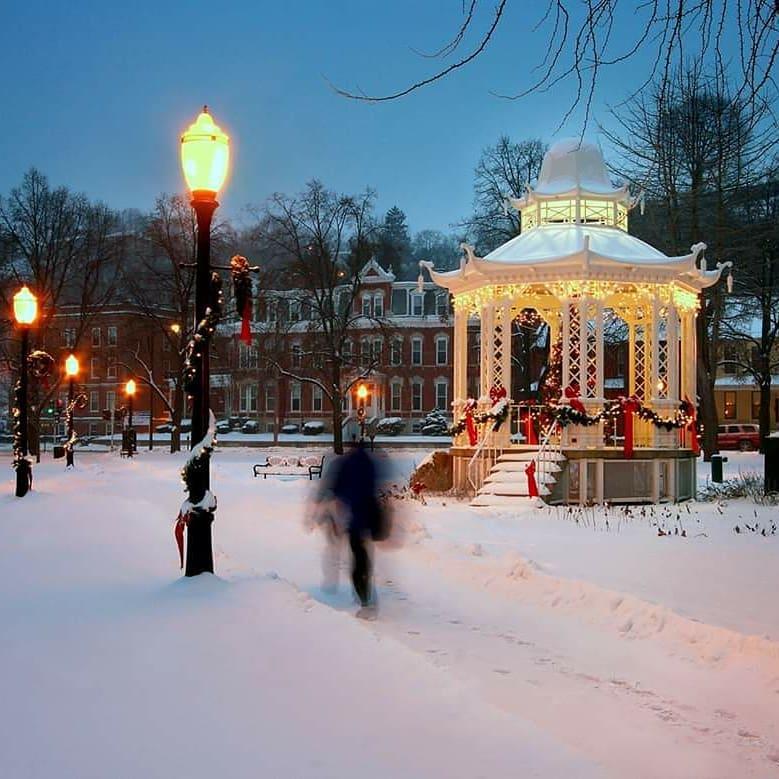 Washington Park Holidays Christmas