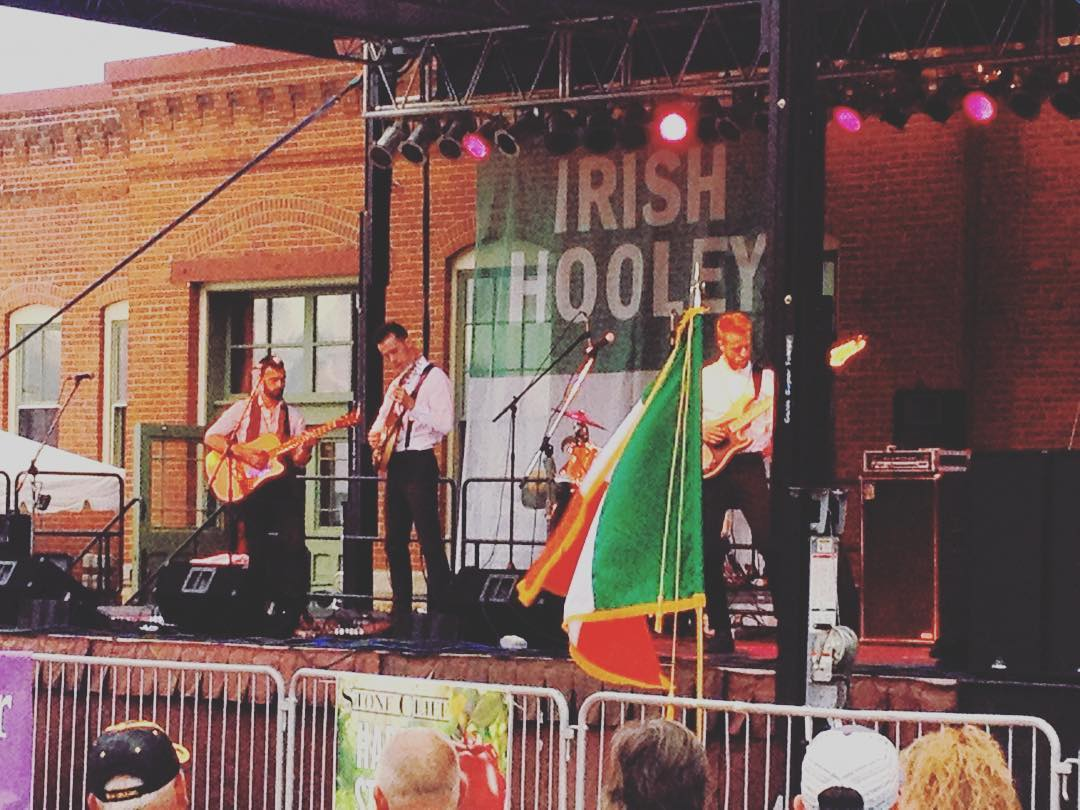 Irish Hooley Dubuque